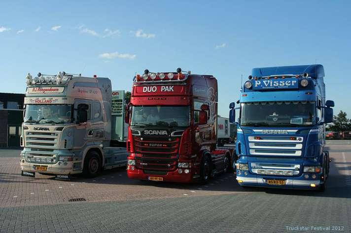 2012 Truckstar Festival Zondag