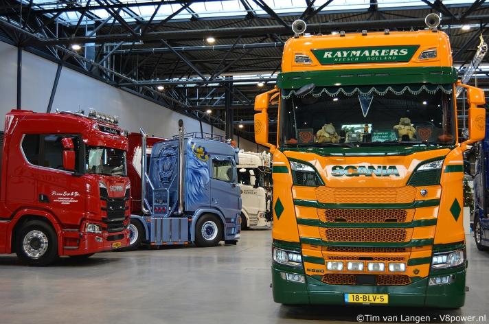 Fotoimpressie Mega Trucks Festival 2019
