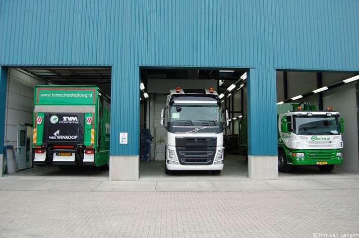2013 Van Winkoop open dag