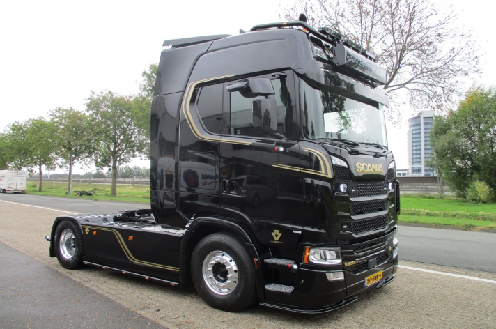 Scania S650 voor C. Vermeulen