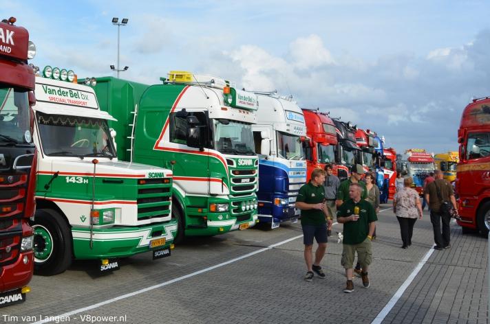 Decibellencontest op het Truckstar Festival