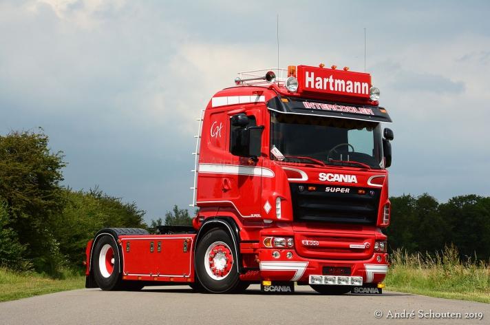 Scania R500 Hartmann (DE)