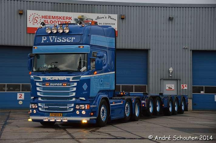 2014 P Visser R520