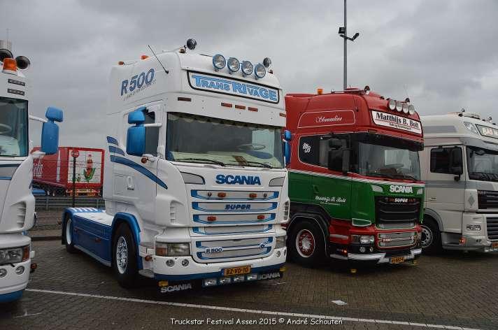 2015 Truckstar Festival Zaterdag