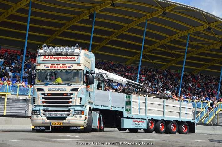 2015 Truckstar Festival Zondag