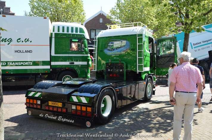 2016 Truckshow Medemblik
