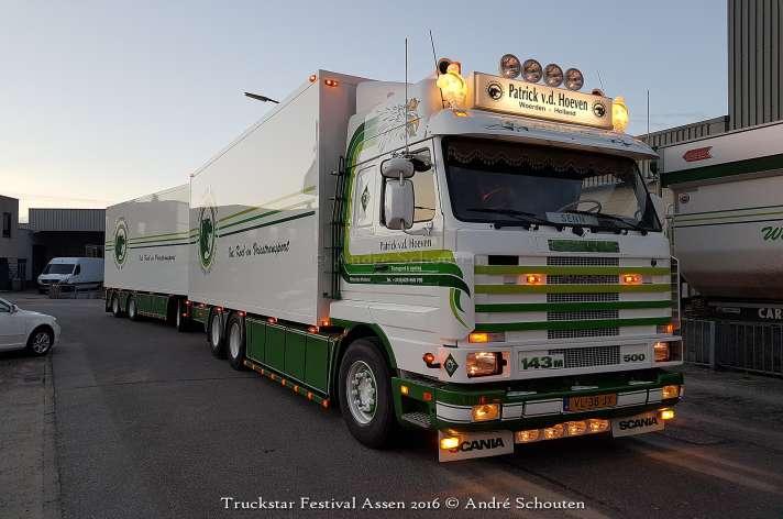 2016 Truckstar Festival Assen