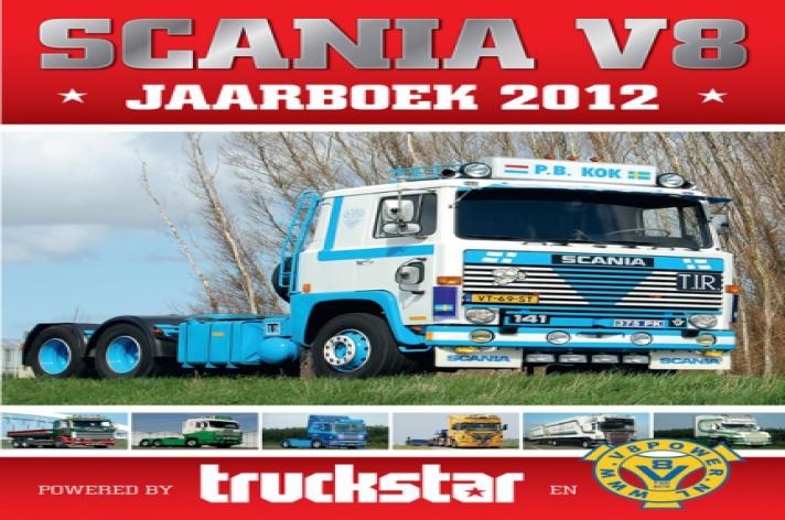 Scania V8 Jaarboek bestellen