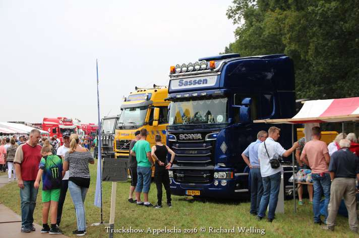 2016 Truckshow Appelscha