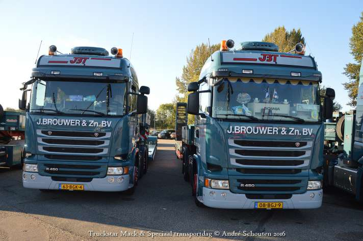 2016 Mack & Speciaaltransportdag