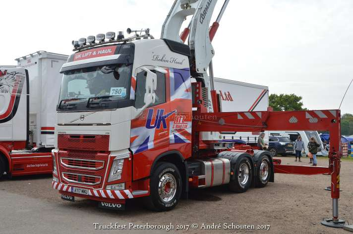 2017 Truckshow Peterborough