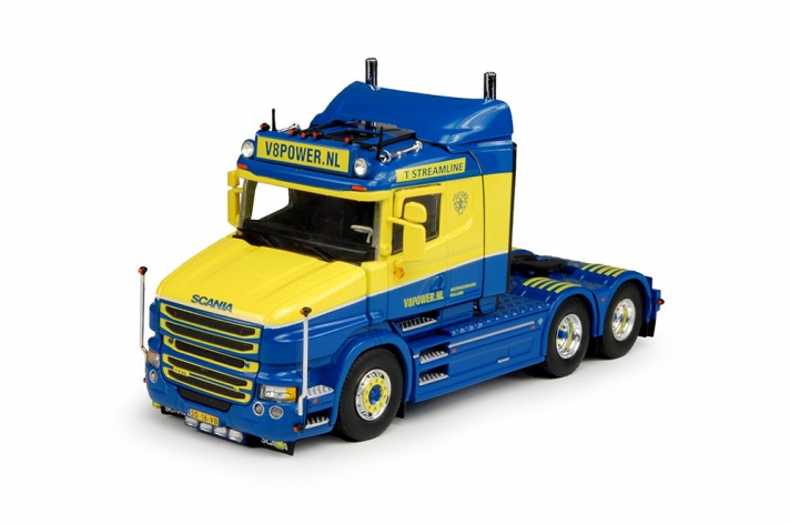 Scania T730 V8power