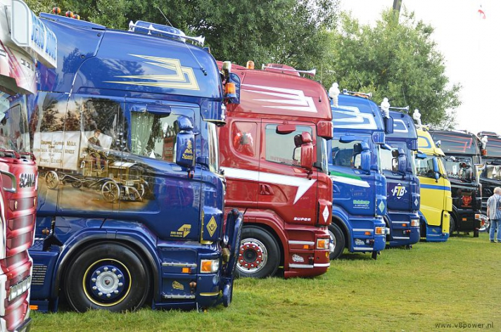 Fotos: Truckshow Nog Harder Lopik