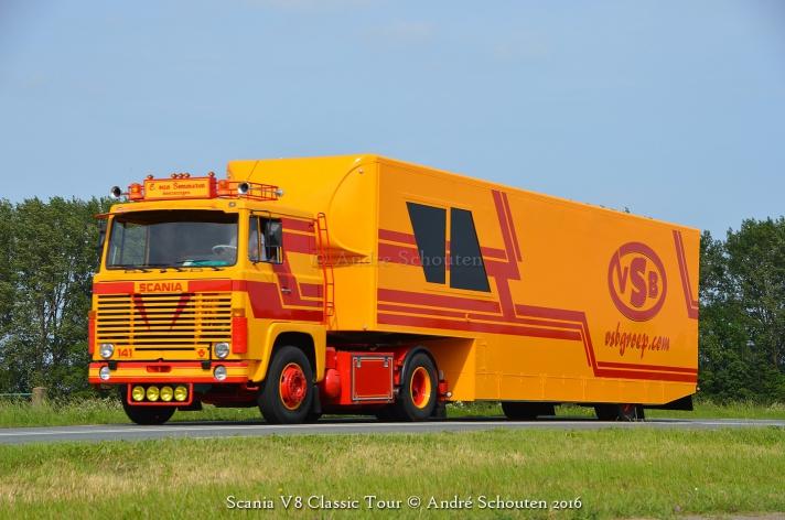 Scania 141 E. van Sommeren