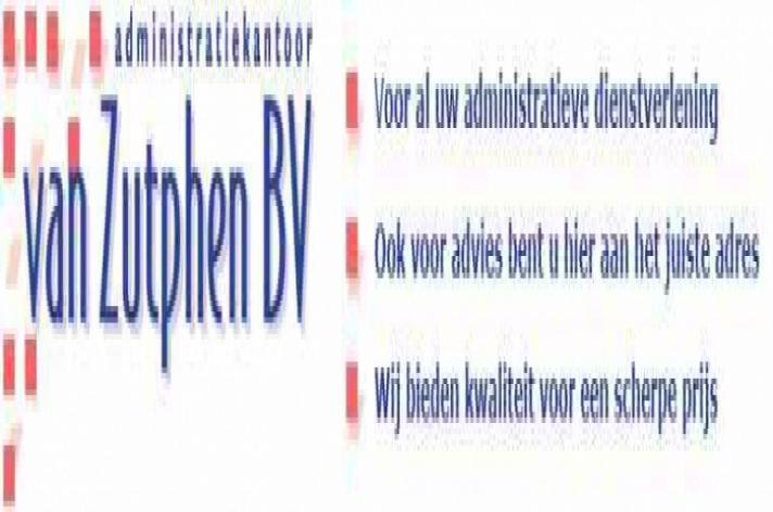 (Advertorial) Administratiekantoor Van Zutphen