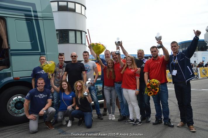 Foto's: Truckstar 2015 Zondag