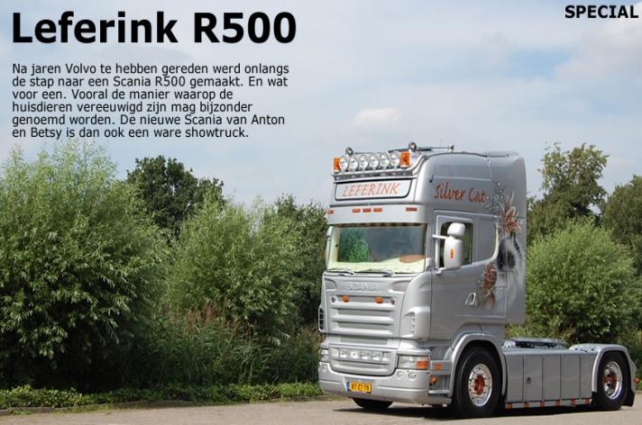 Special: Leferink R500