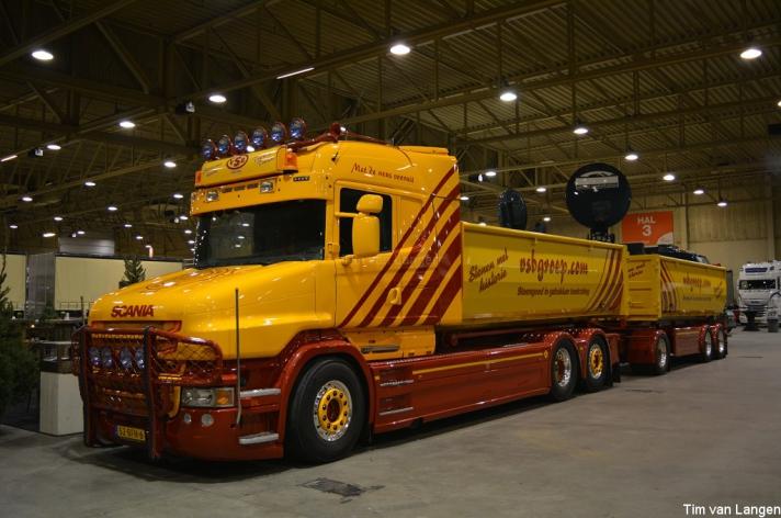 V8power.nl aanwezig op het Mega Trucks Festival