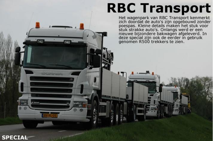 Special: RBC Transport R500