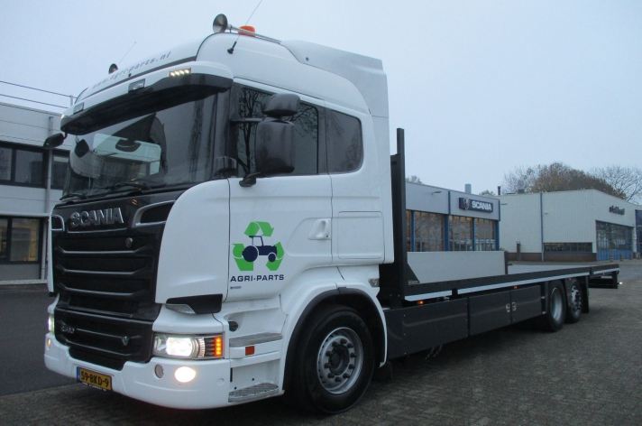 Scania R560 voor Agri-Parts