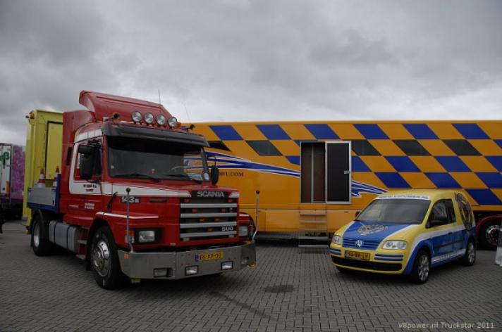 Eerste foto's Truckstar Festival online!