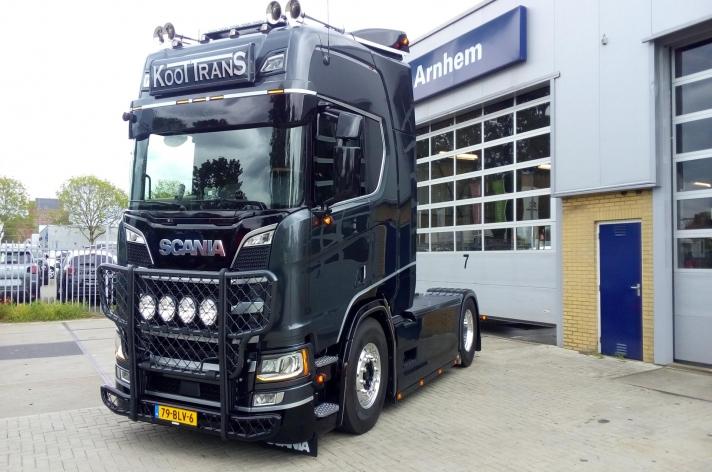 Scania R520 voor Koottrans Heteren