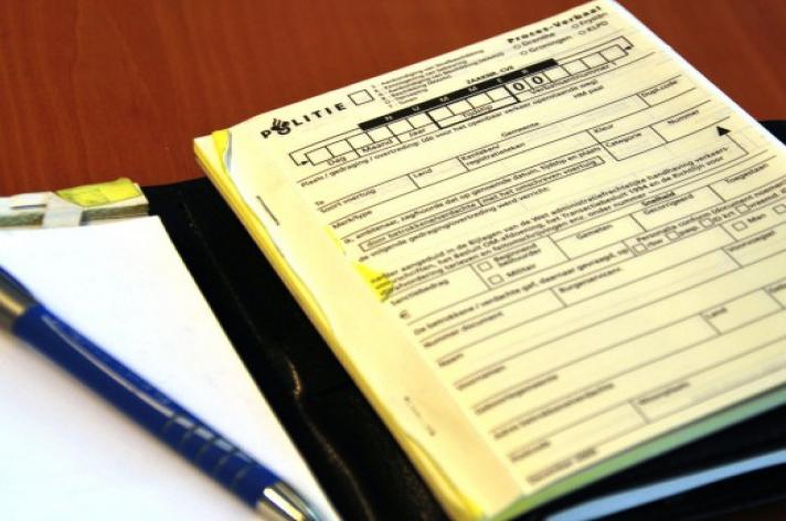 Hogere boetes bij verkeersovertredingen in 2015