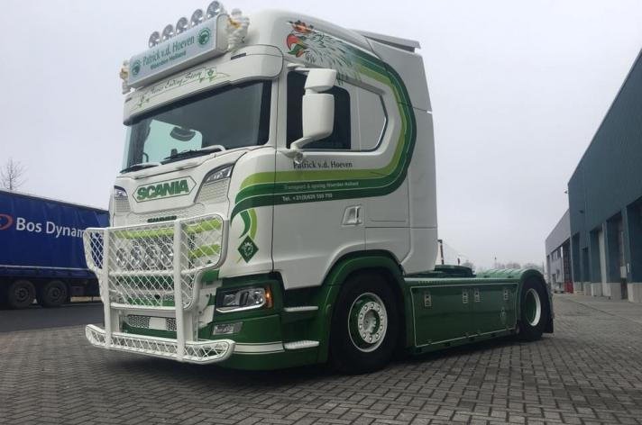 Scania S730 voor Patrick v/d Hoeven