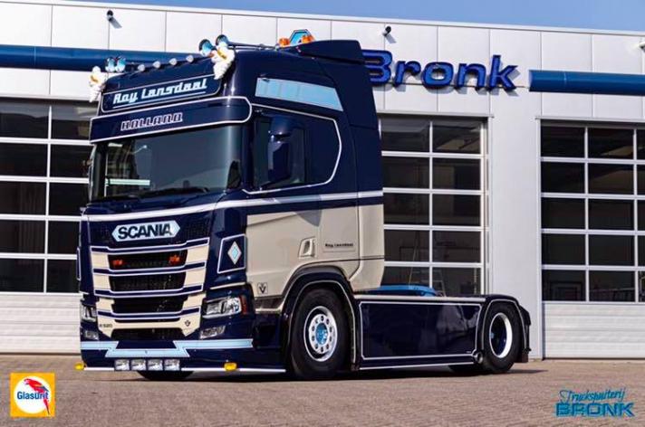 Scania R520 voor Roy Lansdaal