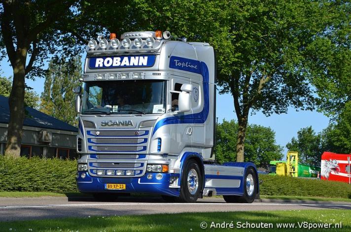 Foto's: Truckshow Medemblik
