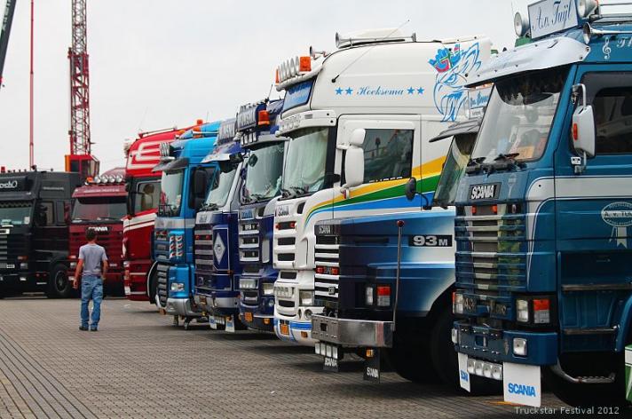 Fotos Truckstar Festival Zaterdag