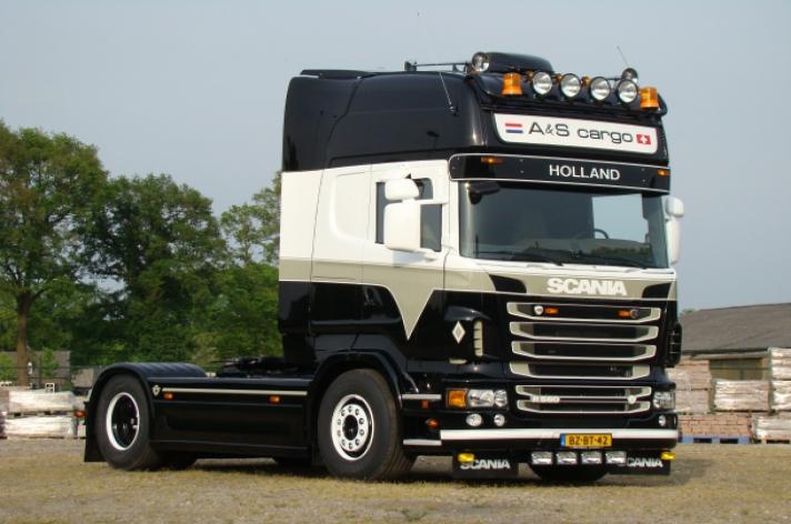 Scania R560 voor A&S Cargo