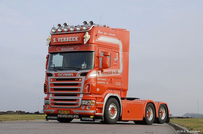 Special: S. Verbeek R500