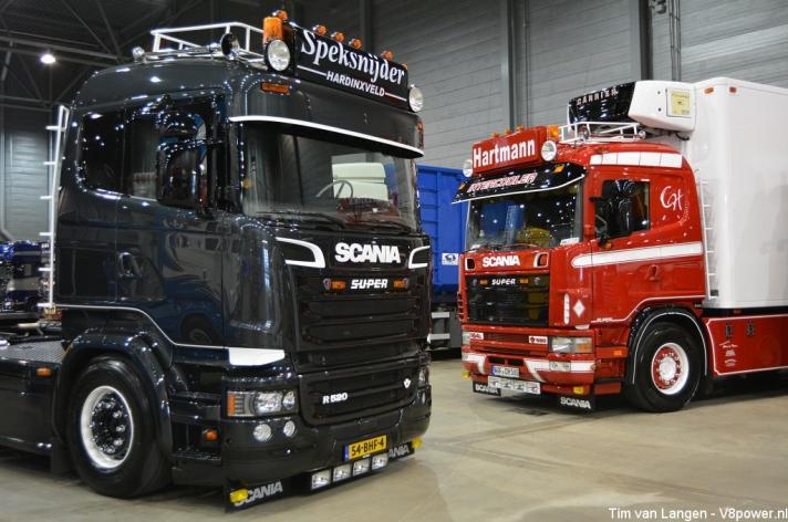 Foto impressie Mega Trucks Festival