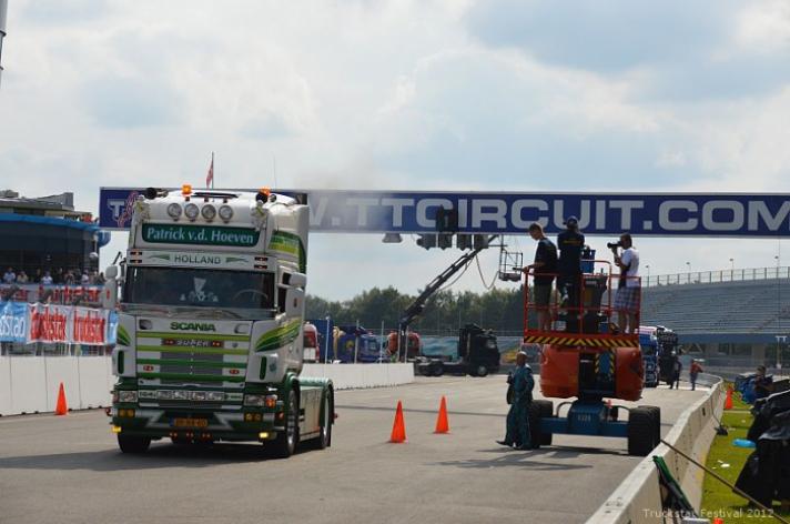 Programma Truckstar Festival 2013 bekend