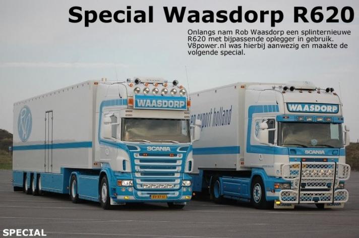 Special: Waasdorp 144 460 & R620