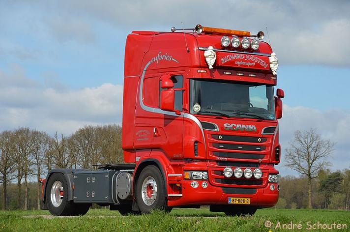 Special: Richard Joosten R560