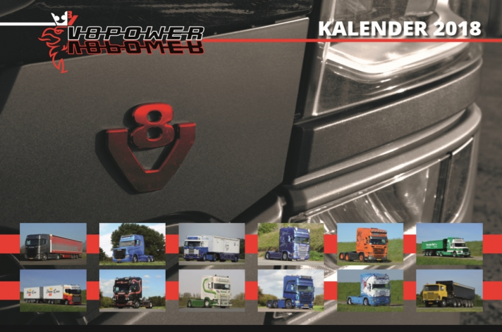 Kalender 2018 | €9,95