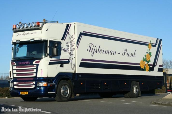 Special: Tijsterman - Pronk R500