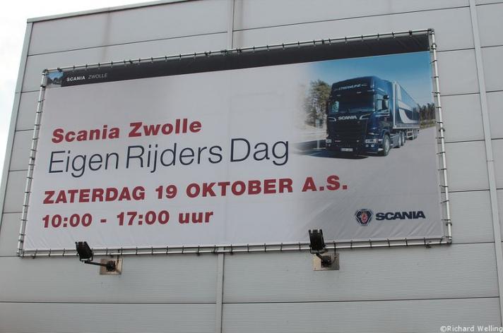Fotos: Eigenrijdersdag Zwolle