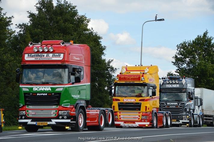 Foto's: Truckshow Lopik 2015