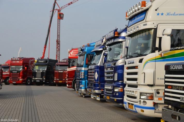 DB Contest op het Truckstar Festival