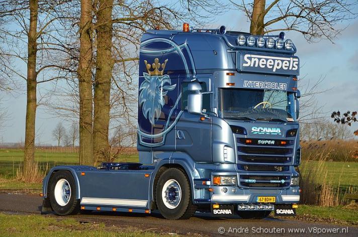 Special: Sneepels R500