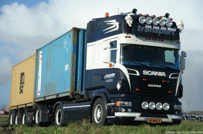 Special: Jan v/d Meer R500