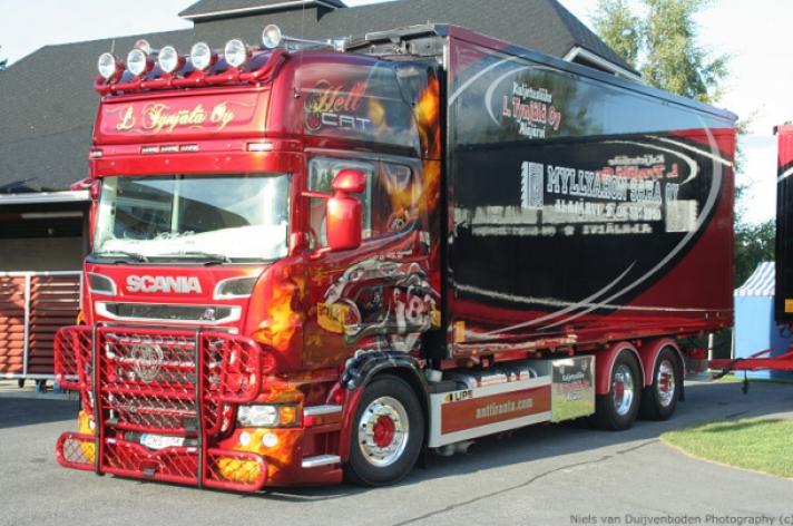 Power Truck Show Finland