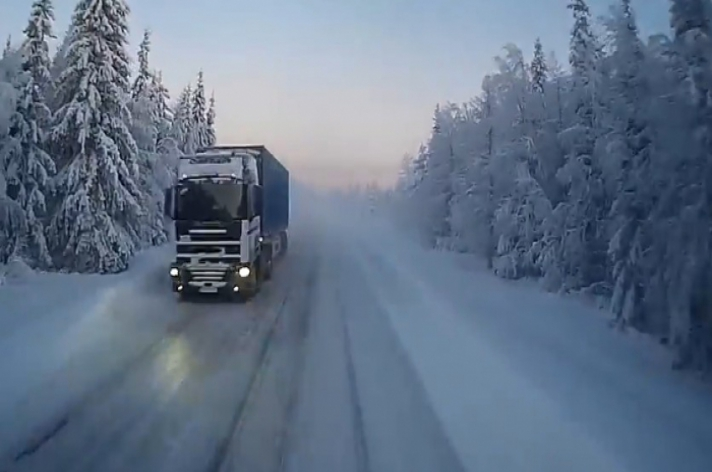 Nieuwe Scania's gespot in Scandinavie + VIDEO