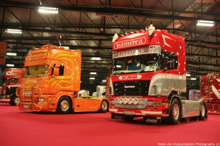 Foto's: Truckshow Ciney 2012