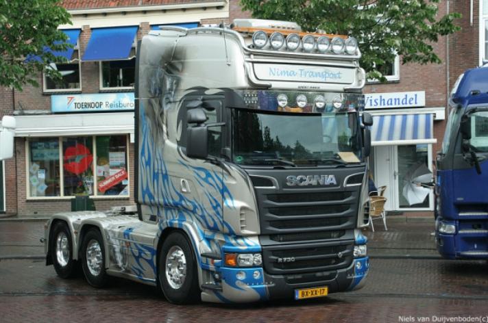 Nima Transport grote winnaar festival Medemblik