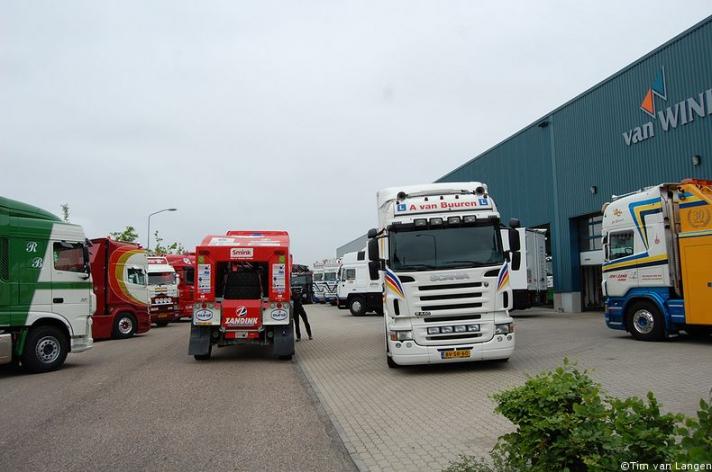 Fotos: Open dag Van Winkoop