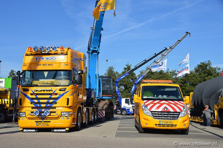 Fotos: Mack & Zwaartransportdag